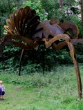 Wilfred Pritchard, Giant Tarantula, Mild Steel, 680cms wide by 640cms deep by 420cms high, £15,000 - £25,000167