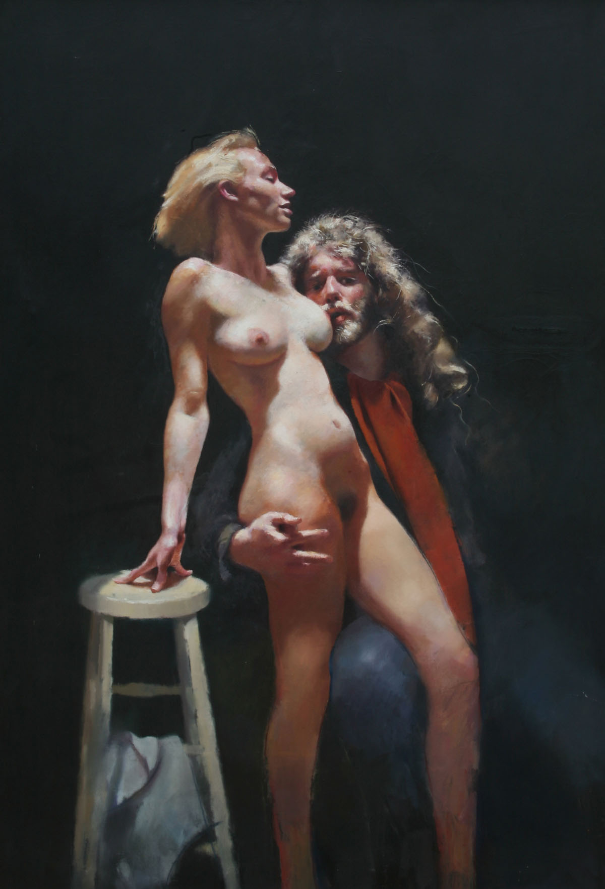 Robert Lenkiewicz, Painter
