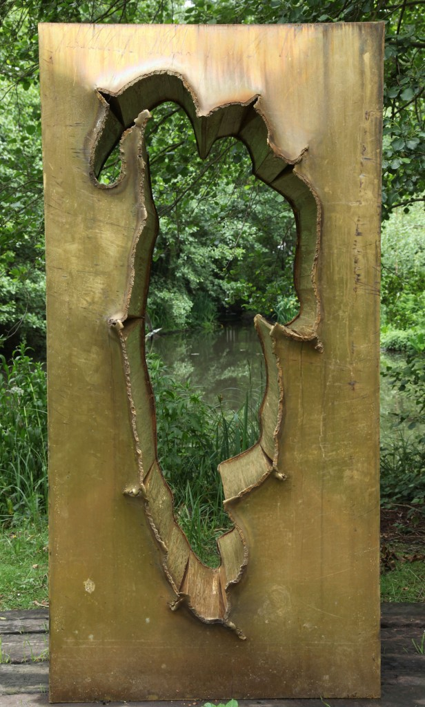 Blast Piece Running Man, halliday avray wilson, bronze