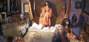 robert lenkiewicz, painter, art investment