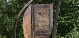 jim unsworth, sculptor, abstract